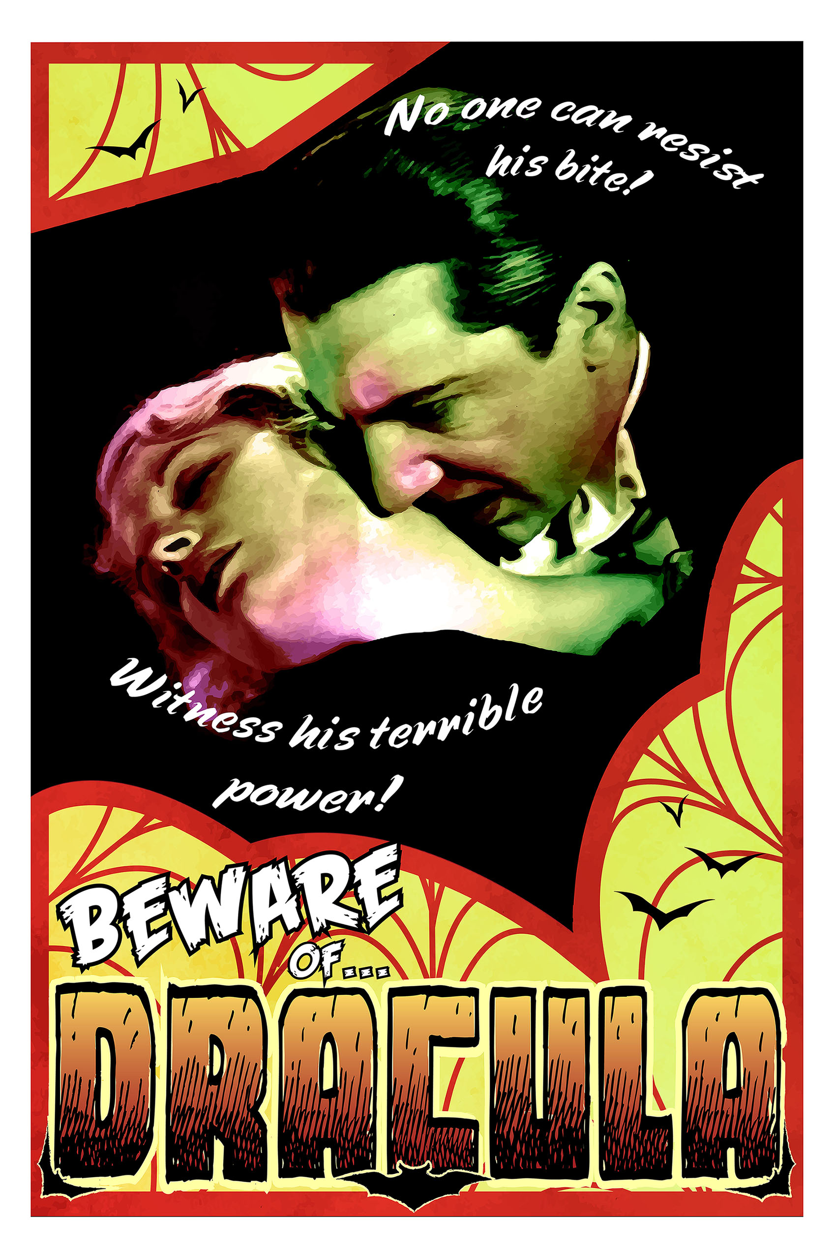 movie horror posters classic poster dracula inspired